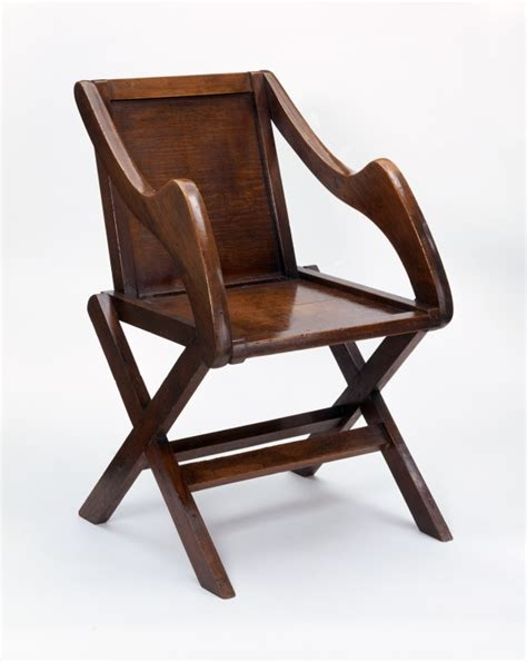 A W Upholstery Glastonbury Chair A W Pugin V A Search The Collections