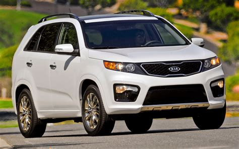 Kia Made In America 2013 Kia Sorento Front Three Quarter 2 Photo 10