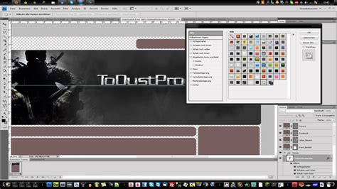 youtube layout erstellen homepage erstellen integriertes forum part 1 4 design