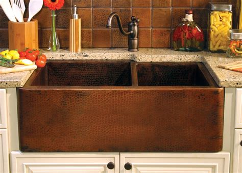 native trails copper farmhouse sink native trails cps 76 double bowl hammered copper farm