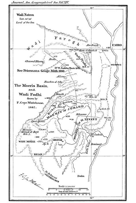 Lake Moeris - Wikipedia