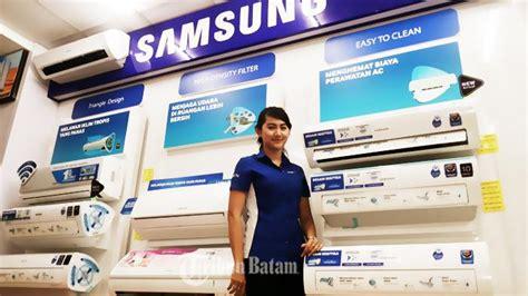 Ac Sharp Di Batam pembelian produk lg cbr elektronik selama promo harganya
