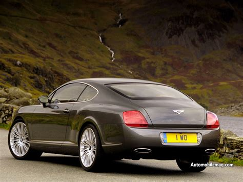 2008 bentley continental gt speed car new review