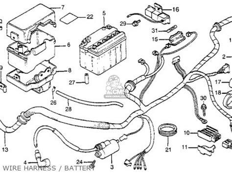 1982 honda nc50 wiring diagram autos post