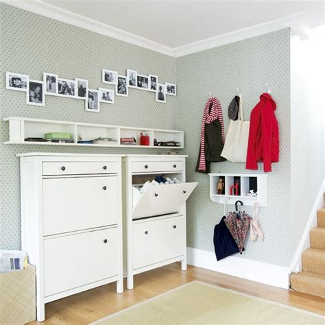 ikea hemnes shoe cabinet bungalow home staging redesign