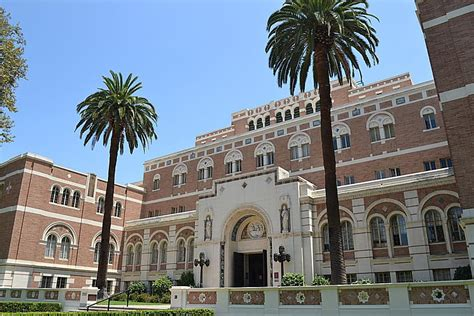 Usc Mba Ranking by Usc Admissions Sat Scores Acceptance Rate And More