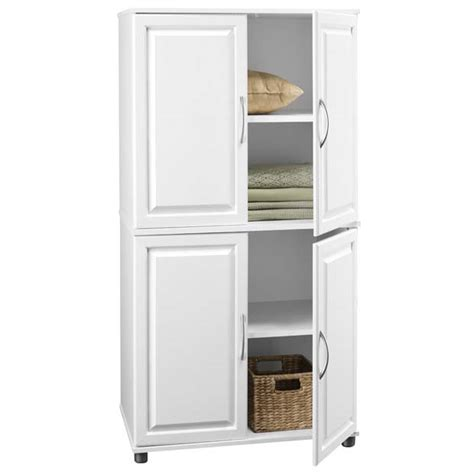 4 door storage cabinet object moved