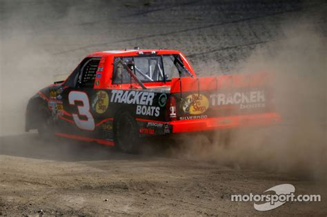 truck race track ty dillon at eldora nascar truck photos