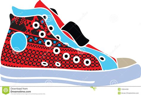 sport shoes vector sport shoes design vector royalty free stock images