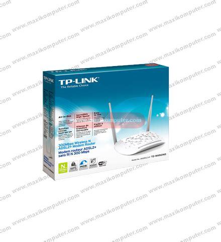 Harga Tp Link Td W8961nd modem router tp link td w8961nd