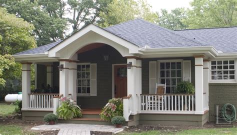 verande design extend roof front porch