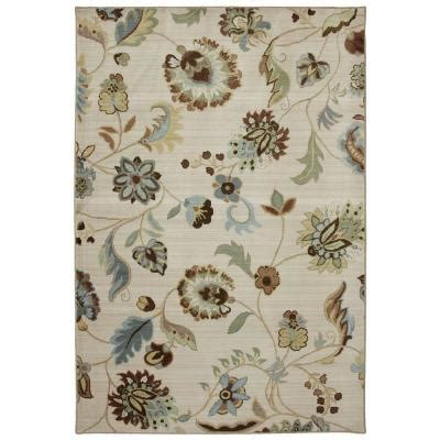 trans ocean ravella tropical leaf neutral 2066 12 area rug botanical area rugs roselawnlutheran