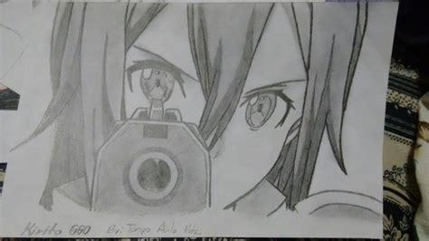 Imagenes Para Dibujar De Kirito | mis dibujos 3 169 kirito en ggo gt