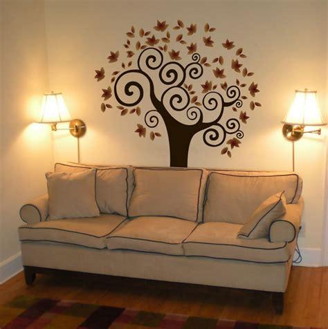 decoration   home interior  stunning tree
