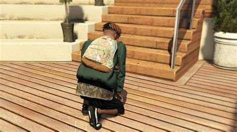 Backpack Gucci Gg 204 gucci tian gg supreme backpack gta5 mods