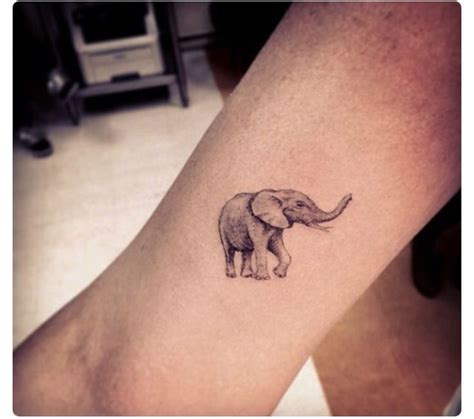 cute first tattoo ideas 17 best images about elephants on