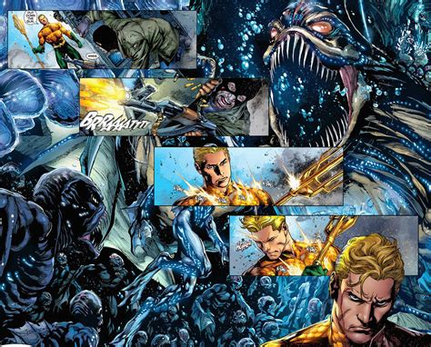Aquaman Vol 1 The Trench The New 52 Graphic Novel Ebooke Book aquaman vol 1 the trench