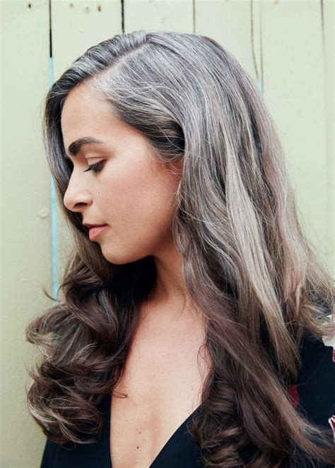 n you color your hair salt and pepper 1468 best gorgeous gray hair images on pinterest grey