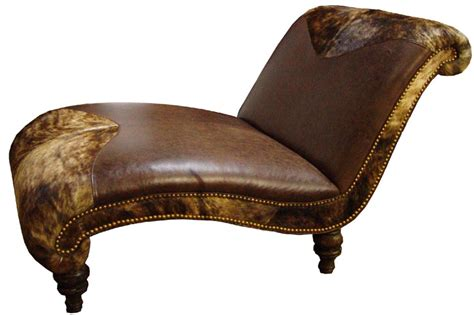 cowhide chaise cowhide chaise lounges hair on hide chaise we beat free