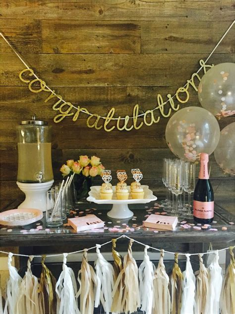decoration ideas for engagement party at home romantic engagement party ideas 29 bridalore