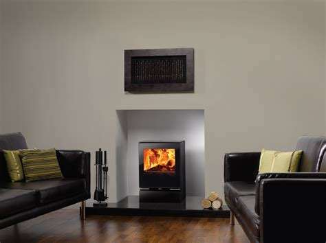 Fireplace Plinth by Vision Midi Wood Burning Stoves Multi Fuel Stoves