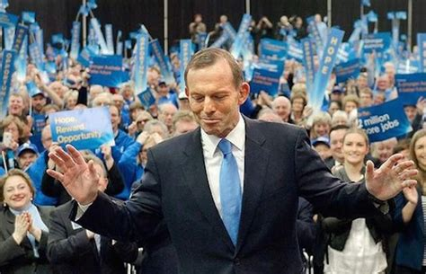 Political Animal The Of Tony Abbott In The Issue Of Quarterly Essay by Abbott Denies Appearing In 2013 Election Caign The Shovel