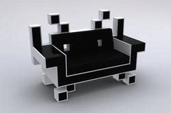 space invader couch space invaders couch gadgetsin