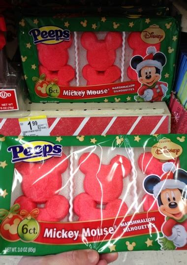 walgreens christmas candy walgreens mickey light and mickey peeps al