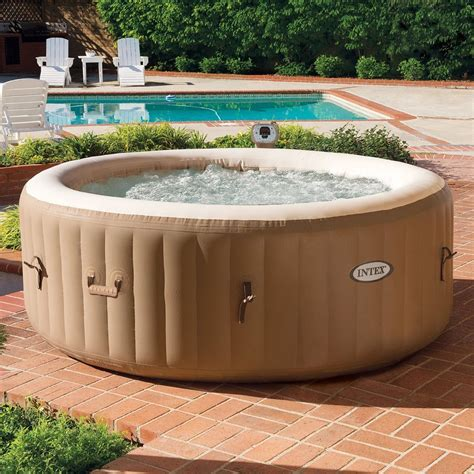 Tub Spa For Sale Intex Purespa Tub Review The Pool Cleaner Expert