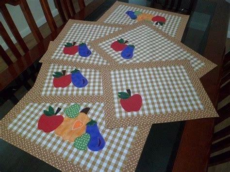 como hacer manteles individuales manteles de patchwork fotos de dise 241 os proyectos