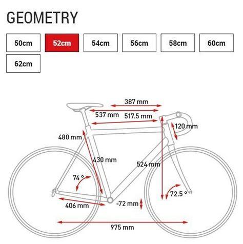 misura d bici calcolare taglie e misure telaio della bici