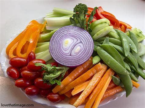 vegetables plate renewed health