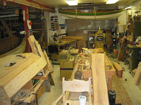 boat building workshop layout woodworking workshop gary porter