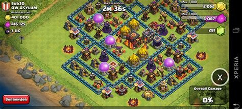 coc layout attack simulator xmodgames clash of clans attack simulation