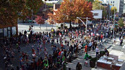 Nyc Marathon Sweepstakes - new york city marathon travel channel