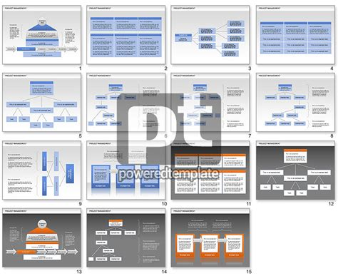 Project Management For Powerpoint Presentations Download Project Management Powerpoint Presentation Template