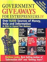Free Government Giveaways - government grants free money from grants matthew lesko