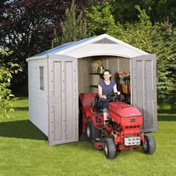 keter factor 8ft 5 quot x 11ft shed 2 6 x 3 3m 163 699 99