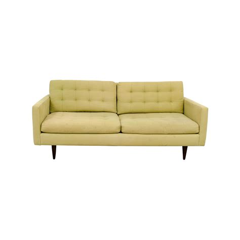 crate and barrel lounge sofa crate and barrel uptown sofa infosofa co