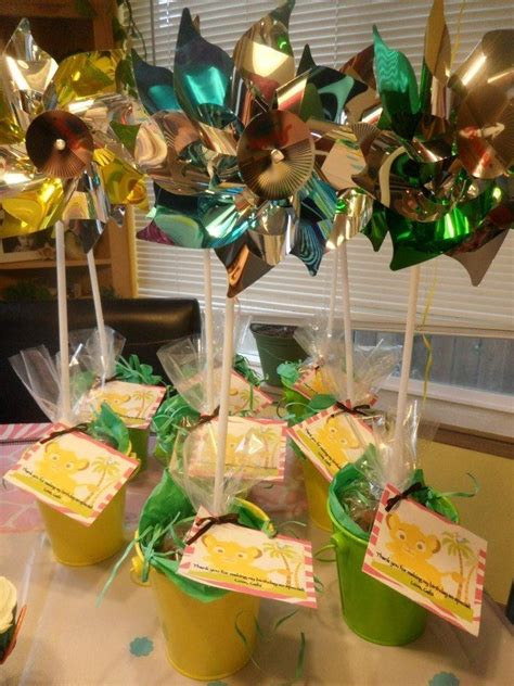 flower pot party favors lion king birthday party    yr  tins    target