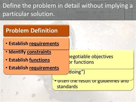 design engineer definition engineering design process