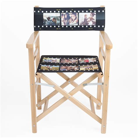 design your own personalised director s chair uk