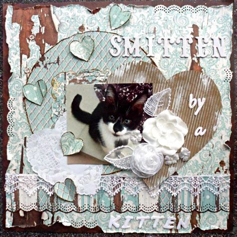 scrapbook layout cat 115 best 61 cats art crafts scrapbooking images on