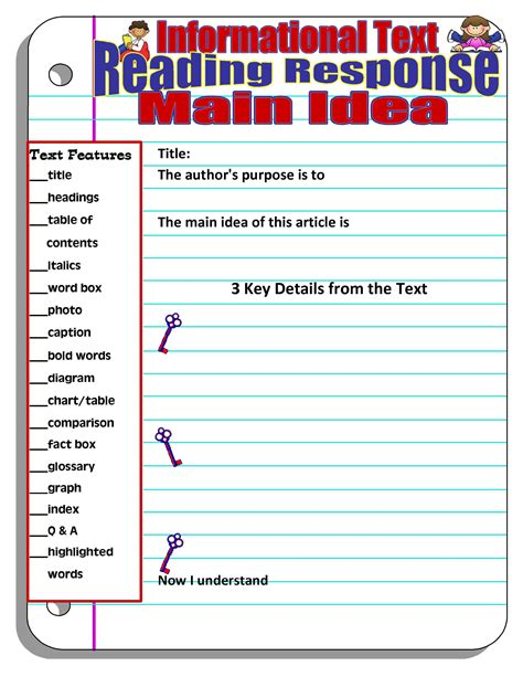 Scholastic Worksheets by Investigating Nonfiction Part 3 Independent And Guided