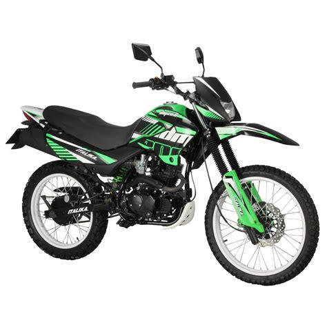 imagenes de motos verdes moto italika dm 200 verde 26 999 00 en mercado libre