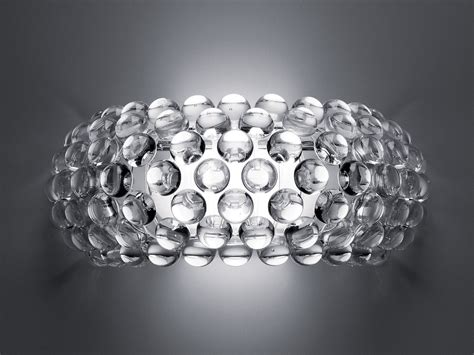 Caboche Ceiling Light Buy The Foscarini Caboche Wall Light Transparent At Nest Co Uk
