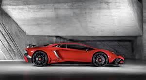 How Fast Is The Fastest Lamborghini 2016 Lamborghini Aventador Sv Is Fastest Lambo W