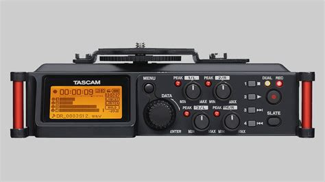 thoughts on the tascam dr 70d field recorder sam mallery