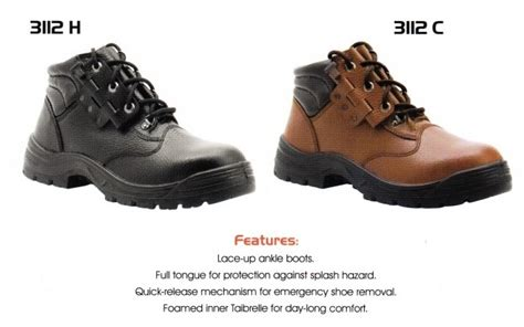 Sepatu Safety Shoes Cheetah 3002 H cheetah safety shoes 3112 h 3112 c