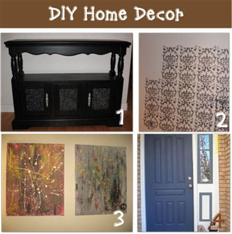 Diy Home Interior Diy Home Decor Tip Junkie